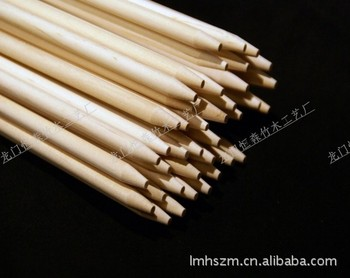 Low supply of round logs strip round wooden stick long stick round sticks processing quality excellent price