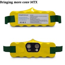 2x 4500mah NI-MH Vacuum Battery for iRobot Roomba 500 560 530 510 562 550 570 581 610 650 790 780 532 760 770 with good quality цены