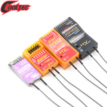 цена на CoolTech RSF08SB 04SB 4CH 8CH S-FHSS SBUS Compatible Receiver for Futaba 10J 8J 6J 4GRS 4PX 18SZ Fixed wing/gliders/Car/Boat