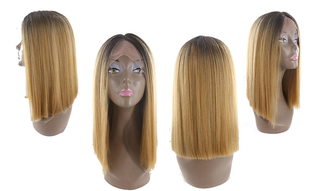 X-TRESS Höger Lace Front Parys Natural Hairline Värmebeständig - Syntetiskt hår - Foto 2