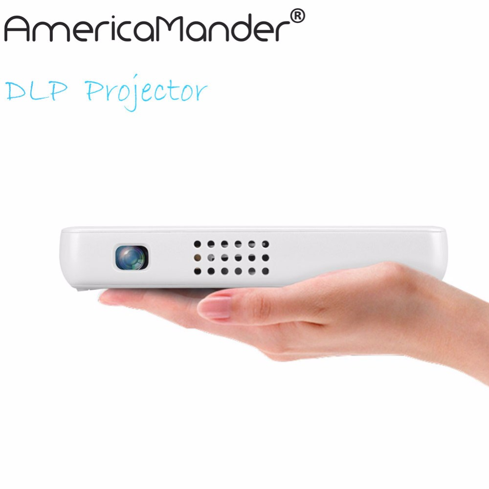 Led lcd mini projector full hd 1080p home theater beamer for Small lcd projector reviews