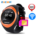 S888 2G Cartão SIM Relógio De Pulso Inteligente Smartwatch SOS Chamada De Emergência LBS GPS Esporte Wi-fi Inteligente Relógio Para O Homem de Idade As Crianças Crianças