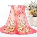 2015 cachecol feminino hot mulheres inverno lenços borboleta estilo moda chinesa de veludo chiffon bohemia frete grátis
