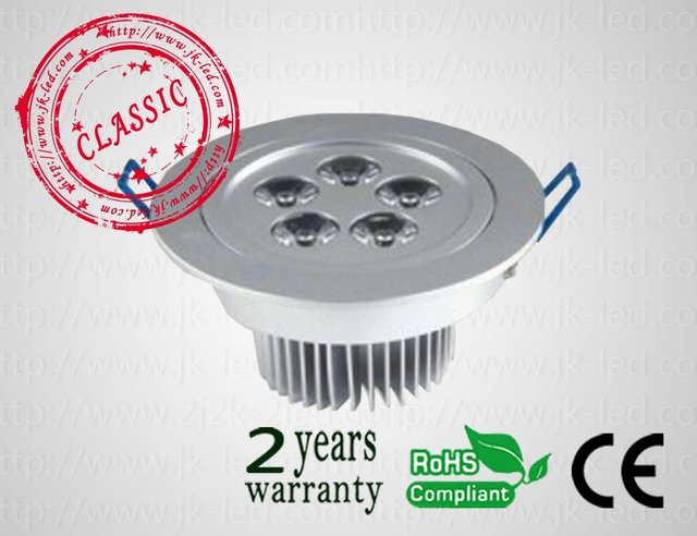 5w led ceiling light jkcl5001-1 CE and RoHS led residential light