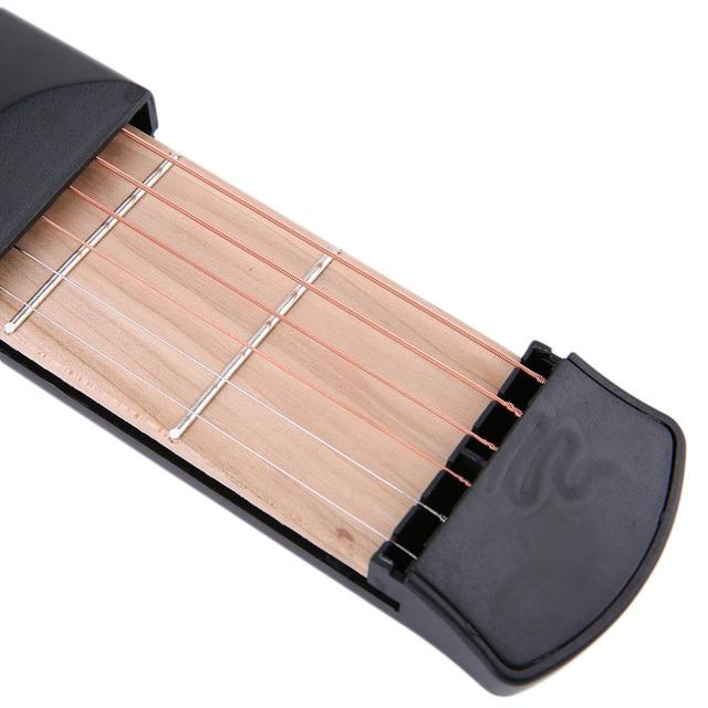 Portable Guitar Practice Tool