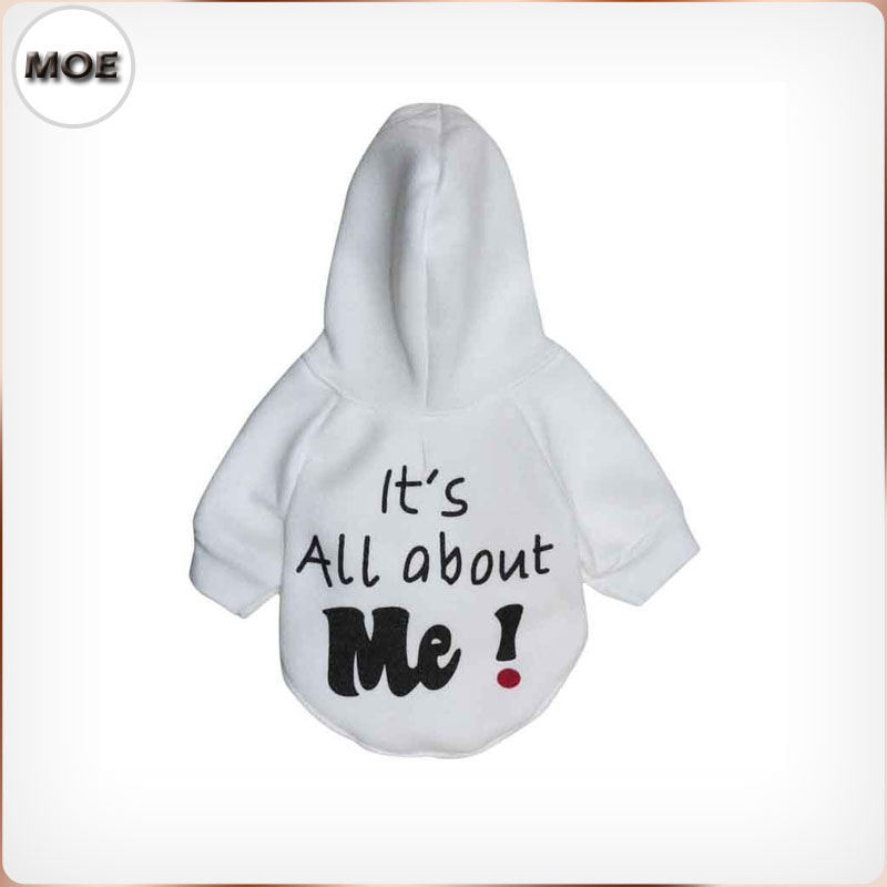 All About Me Letter Design Animal Dog Pet Jumpsuit Warm Pants And Jacket image