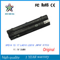 6cells 11.1V New Original Laptop Battery for Dell XPS L401x L501x L701x XPS14 XPS15 XPS17 JWPHF R795X