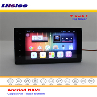 Liislee Car Android GPS Navigation System For Toyota 4Runner / Hilux Surf 2002~2009 Radio Stereo Video Multimedia No DVD Player