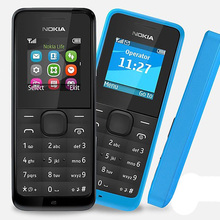 Original Refurbished NOKIA 105 Dual Sim Good Quality Unlocke