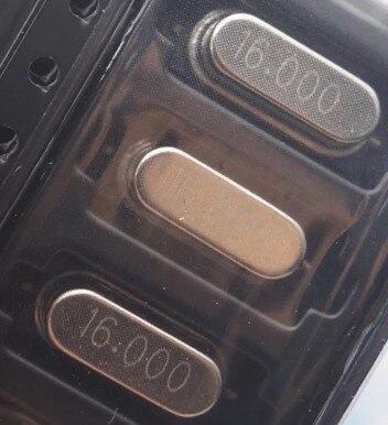 4MHZ 4.000MHZ Passive SMD crystal oscillator HC-49SMD 10PCS/LOT Electronic Components ki ...