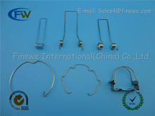 Manufacturer led downlight with spring clip,Metal Spring Clip For LED,wire spring clip