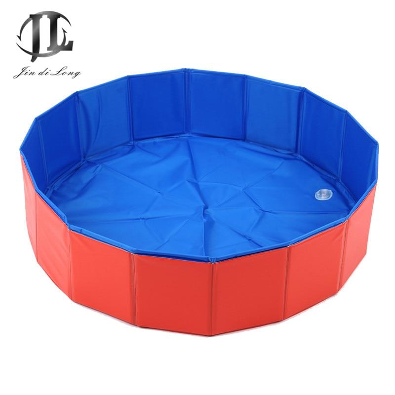 Large Foldable Dog Pool