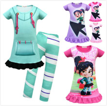 Invincible Destruction King 2 Costumes Cosplay Dress for Girls Halloween Party Vestidos Fantasia Kids Girls Clothing купить недорого в Москве