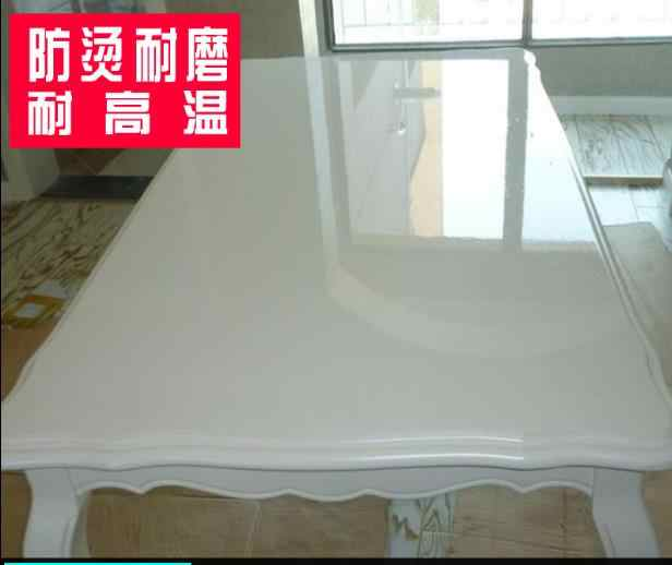 Transparent self-adhesive film furniture, marble solid wood desktop protective film baking table table tabletop stickers