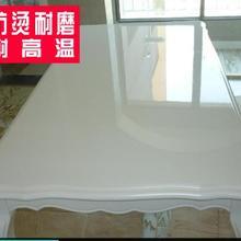 Película autoadhesiva transparente para muebles, película protectora para escritorio de madera maciza de mármol, adhesivos para Mesa y Mesa