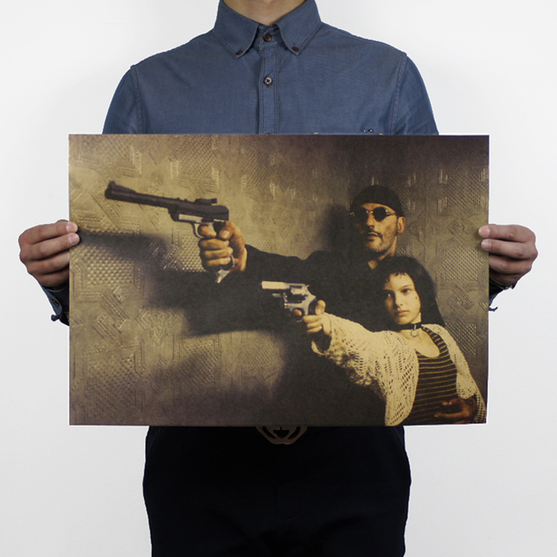 51x36cm the killer is not too cold movie poster painting - When is it too cold to paint ...