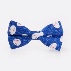 Мода хлопок галстук-бабочку для Для мужчин прекрасный кролик мультфильм животных с бабочкой Для женщин вечерние бабочки