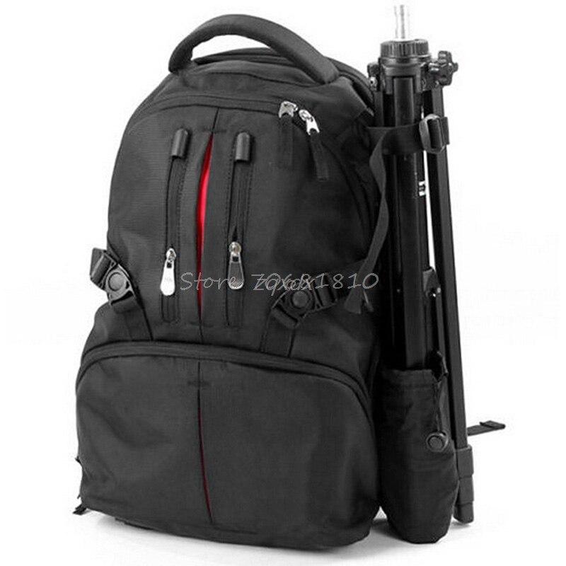 Водонепроницаемый противоударный DSLR Камера рюкзак сумка для Canon для Nikon для sony для Pentax Z09 Прямая поставка