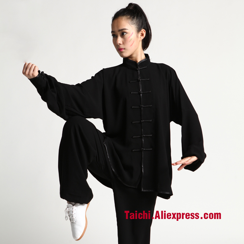 Tai Chi Uniform Wushu, Kung Fu,martial Art Suit,women And Men,many Color Can Be Chooes