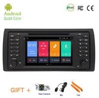 Автомобильный DVD плеер для BMW E53 X5 M5, Android 9,1 gps навигации стерео ips экран Автомагнитола мультимедиа плеер
