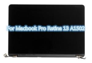 Tela lcd original assembléia display para macbook pro retina 13.3 aa1502 2013 2014 ano