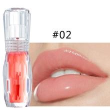 HANDAIYAN 6 Colors Clear Lip Gloss Makeup Waterproof Velvet Liquid Lipstick Red Matte Long Lasting Cosmetics