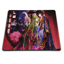 MaiYaCa Code Geass Mouse Mats Pc Laptop computer 18*22cm and 25*29cm 20cm*25cm*zero.2cm Lock  and No Lock  Mouse Pads