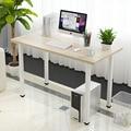 Moda Simples Multifuncional Mesa Do Computador de Mesa Estável Rolamento Laptop Mesa de Escritório Em Casa Mesa de Estudo Mesa de Escrita