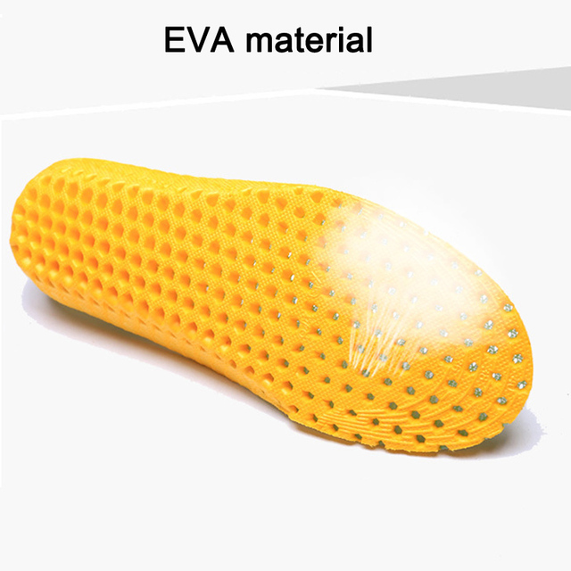 1 Pair Sole Pad Orthotic Sport Running Insoles Shoe Pad Breathable Arch Support Cushion Shoes Woman