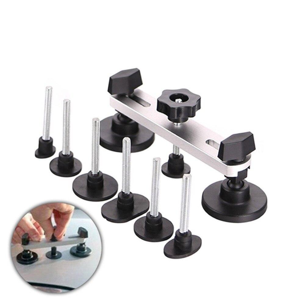 PDR Werkzeuge Ausbeulen ohne Reparatur Kit Auto-einbuchtung Reparatur Dent Abzieher Removal Tools Ziehen brücke