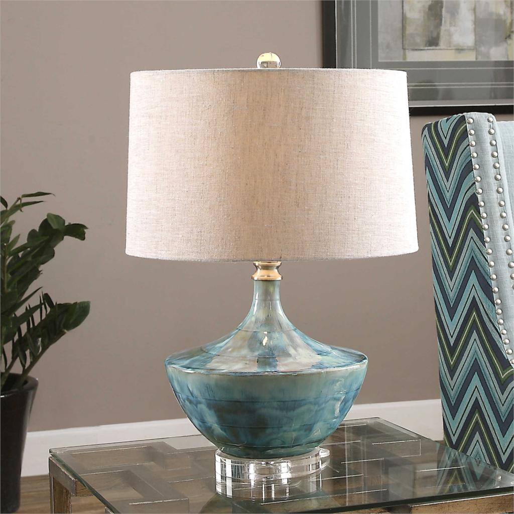 New Classical LED Table Lamps For Bedroom Trophy Shape Ceramic Bedside Table Lamp Crystal Bedside Light lampe table de chambre цена