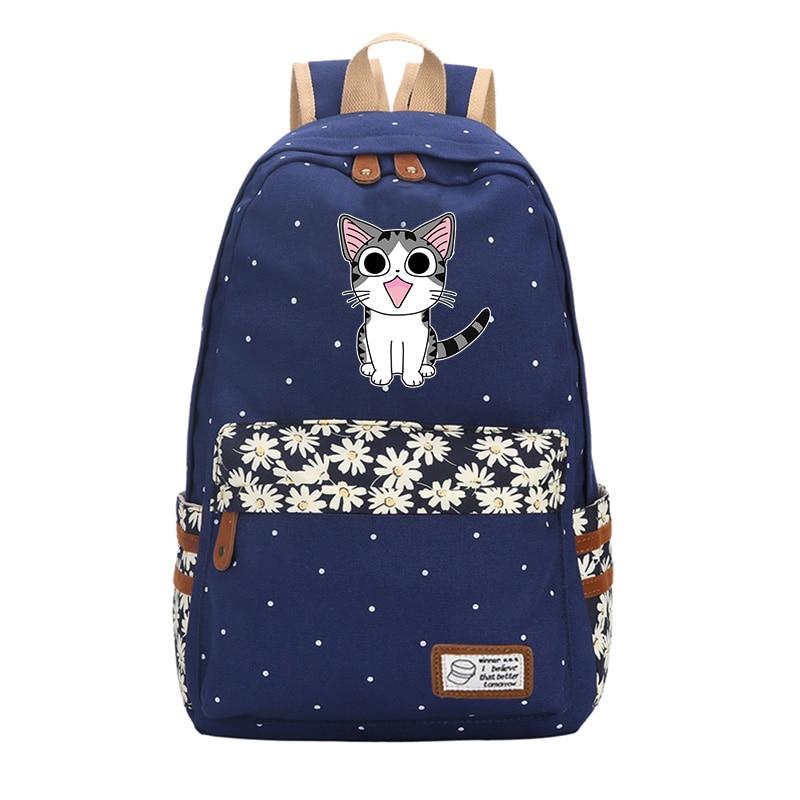 "Chi/'s Sweet Home 15/"" backpack shoulder bag cartoon school bags anime hot"
