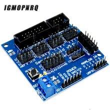 Sensor Shield V5.0 sensor expansion board UNO MEGA R3 V5 for electronic building