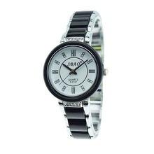 Marca de lujo de Cerámica SBAO Bacelets Band Mujeres Del Reloj de Cuarzo Ocasional de Acero Inoxidable Reloj de pulsera de Moda Relojes Relogio Feminino