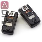 Meike MK-RC9 N1 Wireless LCD Timer Synchronized Flash Trigger suit for Nikon D810A, D810, D4, N90s, F5, F6, F100, F90, F90X