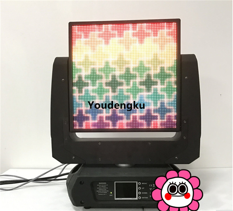 Back To Search Resultslights & Lighting 6pcs Dot Control Matrix Screen Magic P5 Smd2121 Rgb 3in1 64x64 Led Video Panel Moving Head