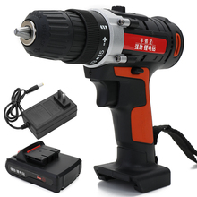 12V/24V Detachable Lithium Battery Power Electric  Drills Cordless Rechargeable 2 Speed Electric Drill for DIY Home Industy Tool цена в Москве и Питере