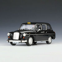 Welly 1:24 Austin FX4 London Taxi Diecast Model Sports Racing Car Vehicle NEW IN BOX