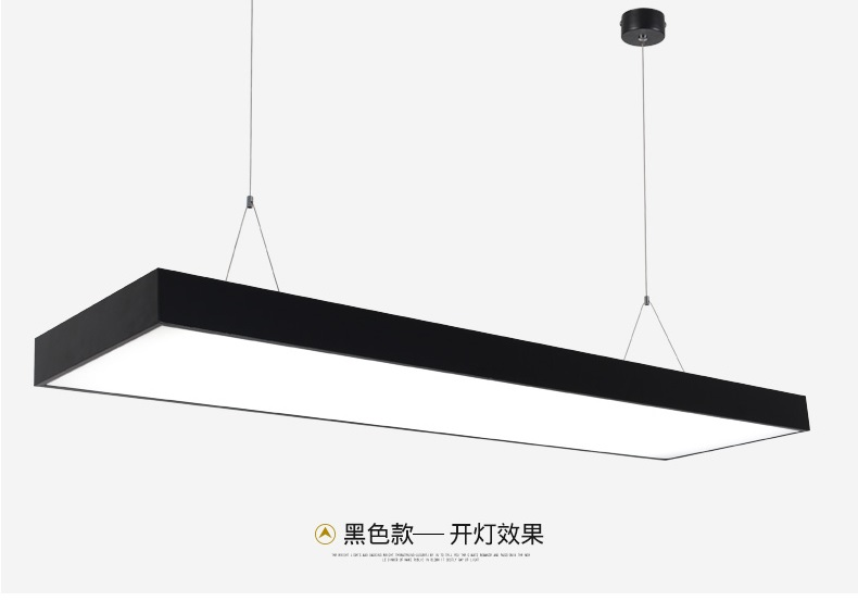 90x30cm LED Wide Channel Panel Lights with 4 LED Rows 44W in Aluminum Body цена