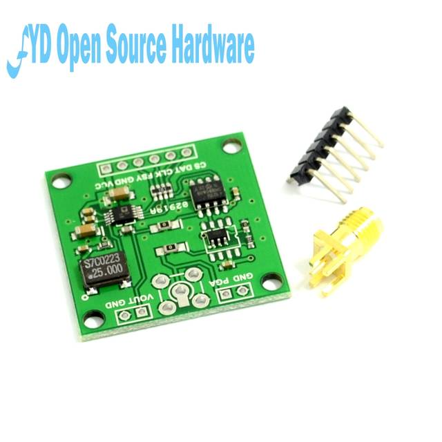 US $9 02 8% OFF AD9833 triangle sine wave signal source IC integrated  circuit square wave generator module-in Integrated Circuits from Electronic