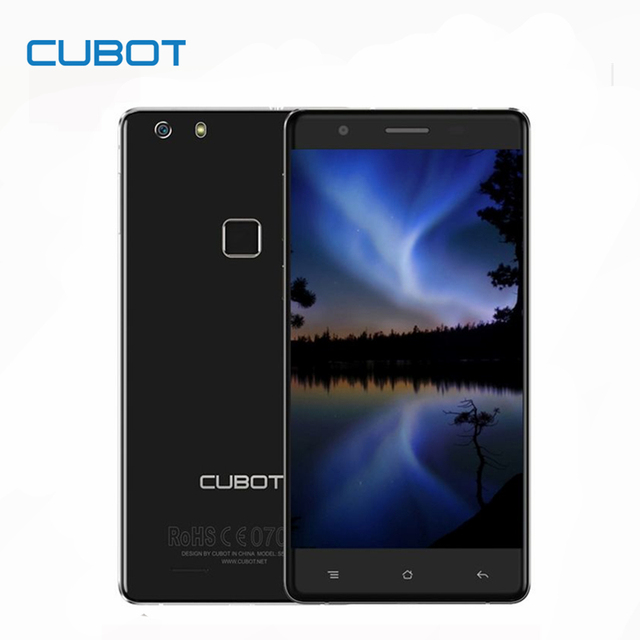 CUBOT S550 Pro 3GB RAM 16GB ROM Smartphone Android 5.1 MTK6735 Quad Core Cell Phone 5.5 Inch 4G LTE Mobile Phone