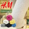 Novo 100% algodão Leggings moda outono cor quente calças Legging magro