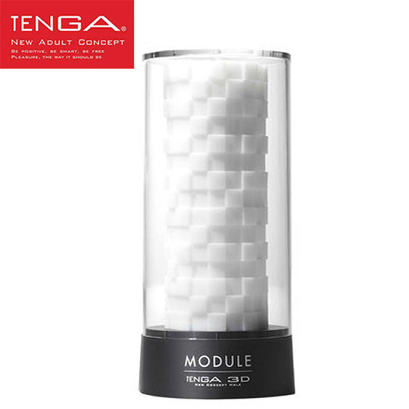 TENGA 3D Male Masturbator Adult Male Sex Tools Japan's Original Masturbation Cup Sex Toys for Men Artificial Vagina Sex Products ailighter male masturbator hands free usb charging masturbation cup sex toys for men adult sex products