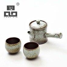 TANGPIN vintage japanese ceramic teapot kettle tea sets kung fu set