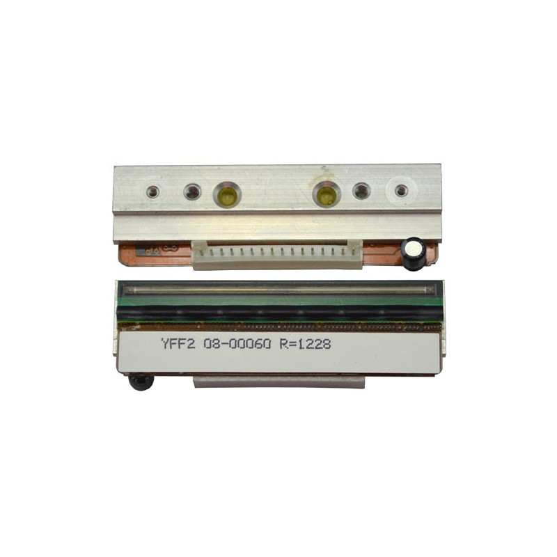 лучшая цена SEEBZ New 16pin Interface Downward Print Head For DIGI SM-300, 203dpi Printhead