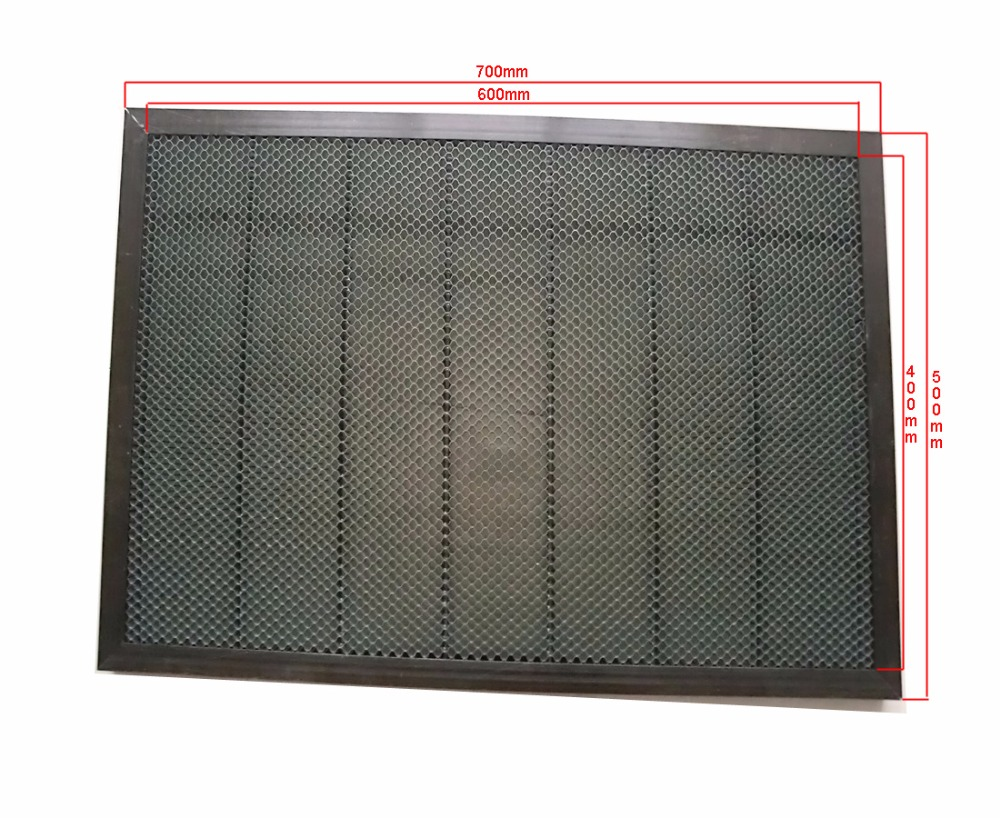 Diy Picture Frame Glass Us 52 Diy Co2 Water Cooling Glass Tube Laser Cutter Engraver Equipment Components 600mmx400mm Honeycomb With Frame Working Platform In Woodworking