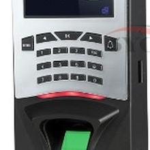 F807 Беспроводной замок отпечатков пальцев Контроль Доступа биометрический замок с TCP/IP
