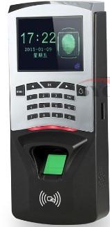F807 Wireless Lock Fingerprint Access Control Biometric Lock with TCP/IP 2 8 inch color display tfs20 biometric fingerprint access controller tcp ip fingerprint access control reader optional