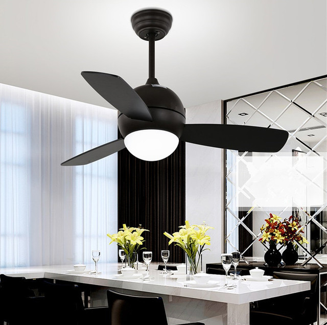 36 inch modern ceiling fan designer light european style minimalist 36 inch modern ceiling fan designer light european style minimalist fashion dinning room remote control wood mozeypictures Image collections