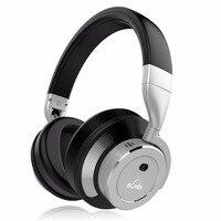 V200 iDeaUSA Active Noise Cancelling ANC Bluetooth Fone De Ouvido Sobre A Orelha de alta fidelidade Fones de Ouvido Sem Fio com Microfone para até 16 Horas de Jogo tempo